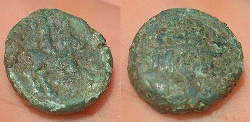 Монета Филлип 2
