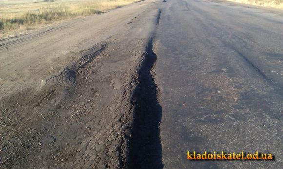 дороги украины
