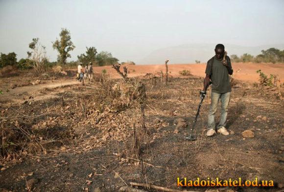 кладоискатели африки