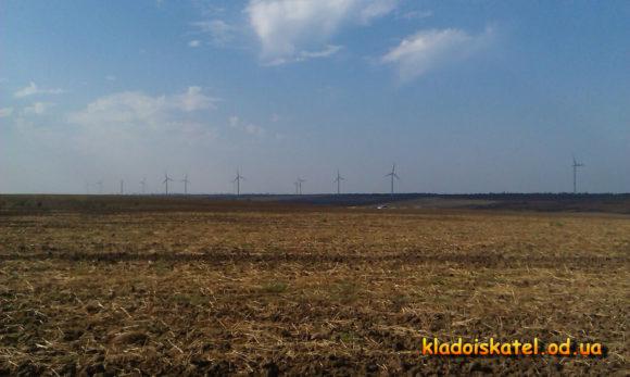 ветряки в николаеве