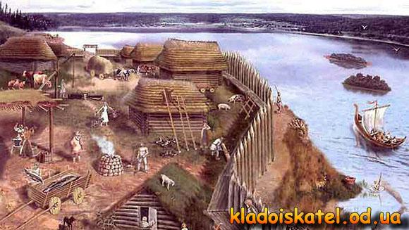 древние поселения