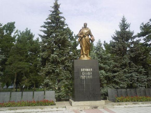 Памятник неизвестному солдату одесса