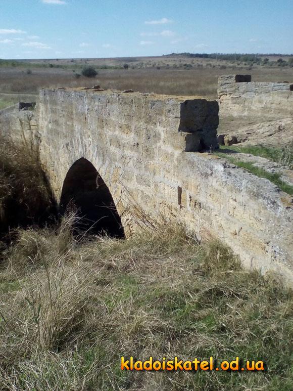 мост в бессарабии