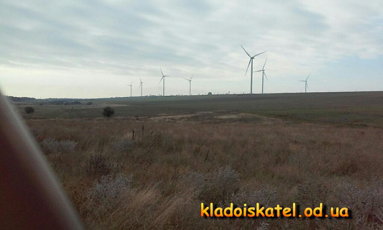 ветряки на николаевщине