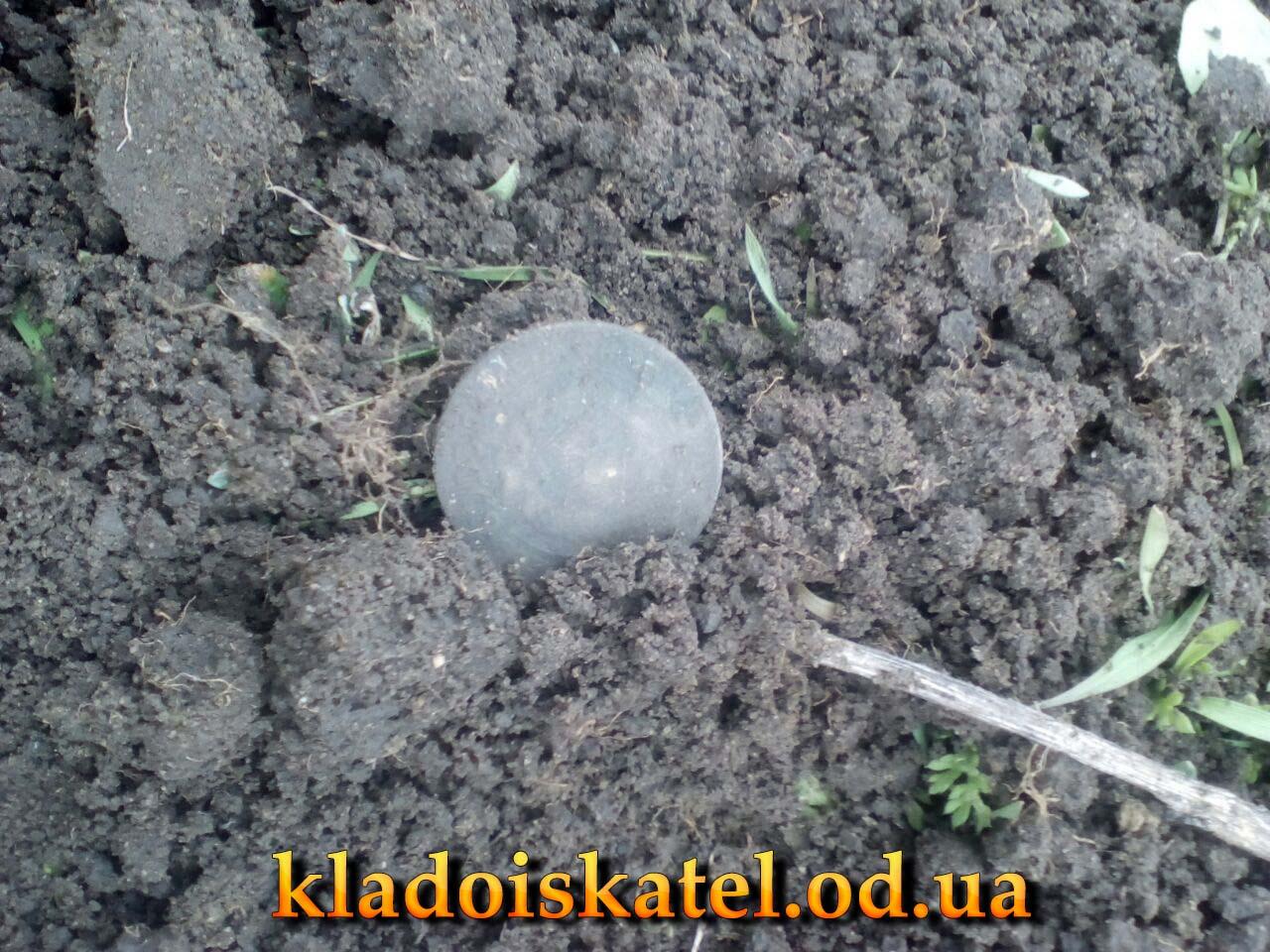 поиск монет на полях