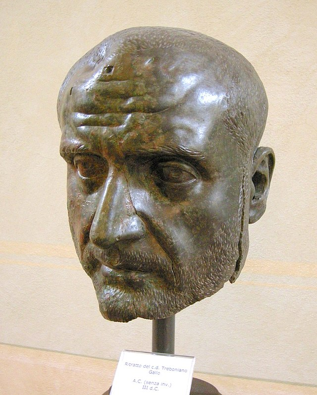 Gaius Vibius Trebonianus Gallus