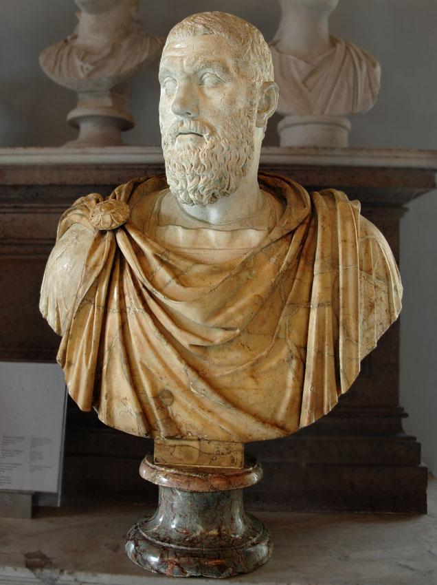 Marcus Opellius Macrinus