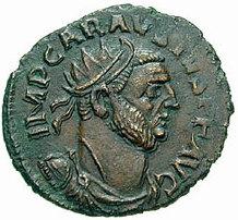 Antoninianus_Carausius