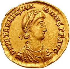 Solidus_Petronius_Maximus